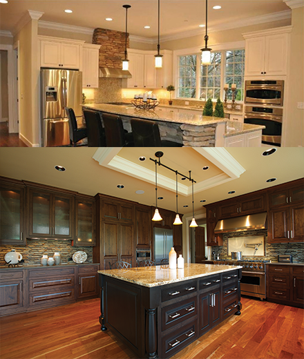Hooksett kitchen and bathroom remodeling contractor serving MA & NH