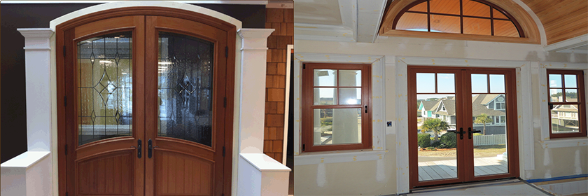 New Construction and Replacement Doors in Bedford MA & NH