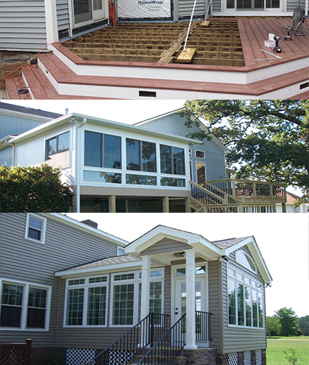 Hooksett Deck builders deck repair contractors in MA & NH