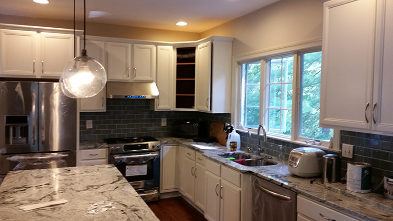 Lynnfield Interior Painting by Finish Masters Painters
